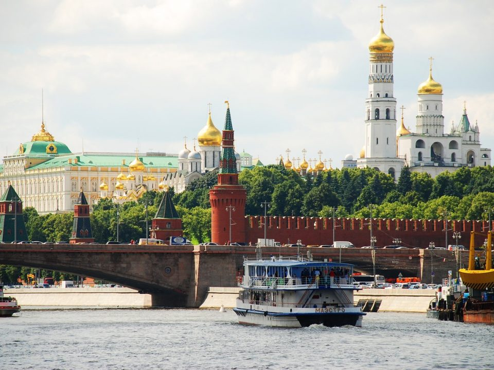 Moscow: great success at Vinitaly Russia 2018