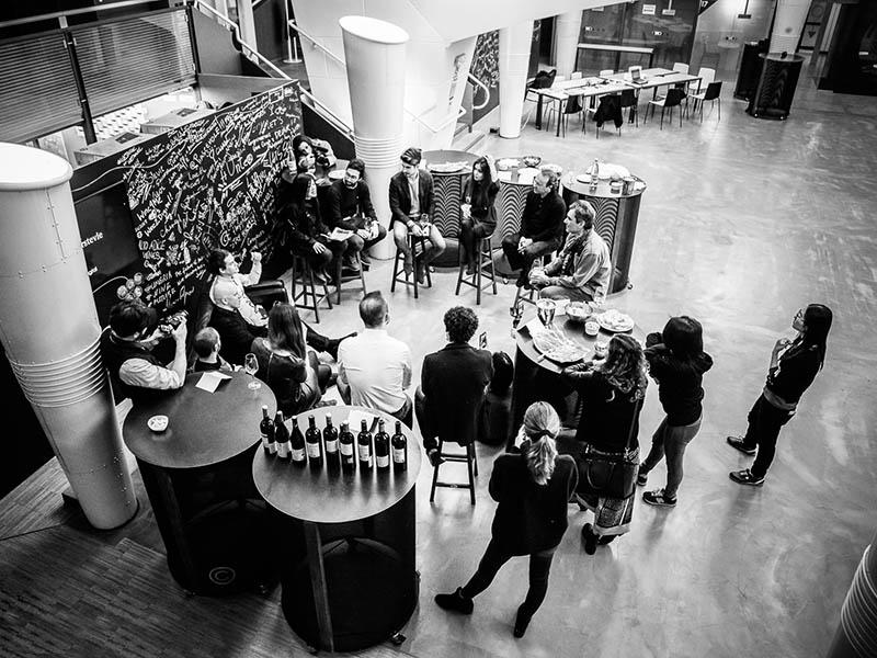 Wine influencers at wine2digital