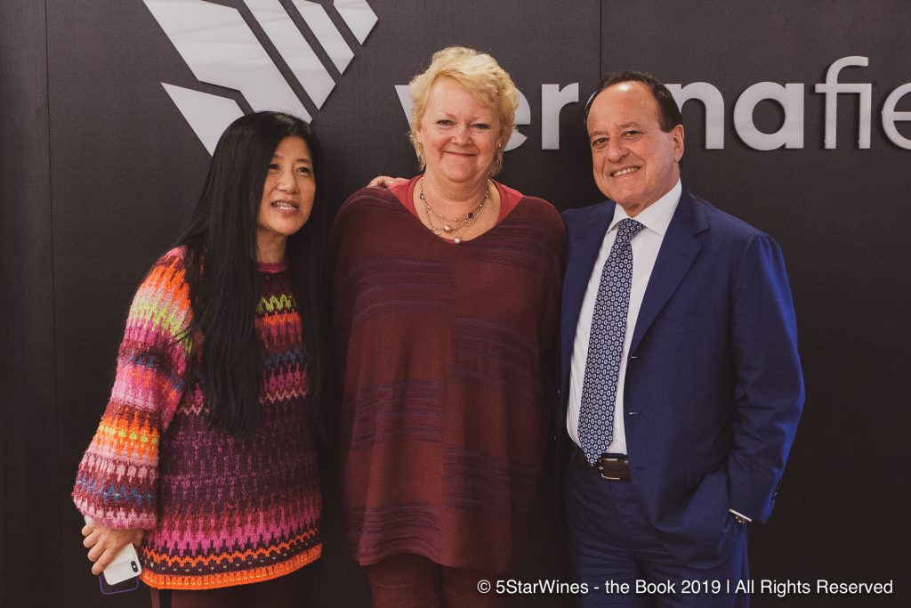 Vinitaly International - Lynne Sherriff MW joins 5StarWines