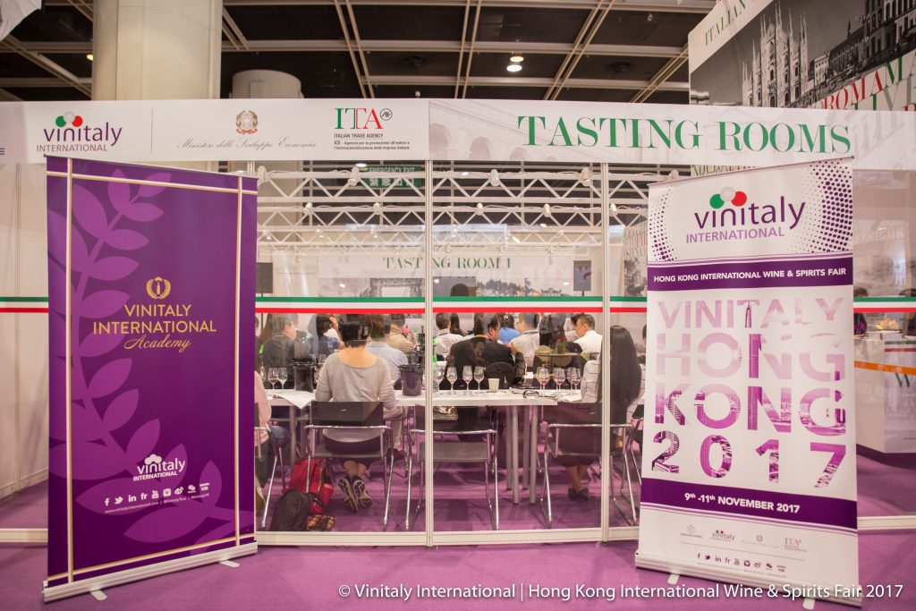Vinitaly Hong Kong 2017 Showcase