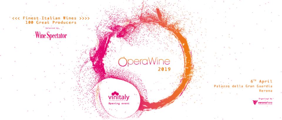 OperaWine2019 - Banner