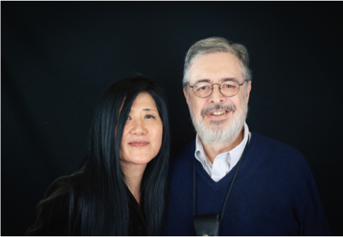 Stevie Kim & Daniele Cernilli