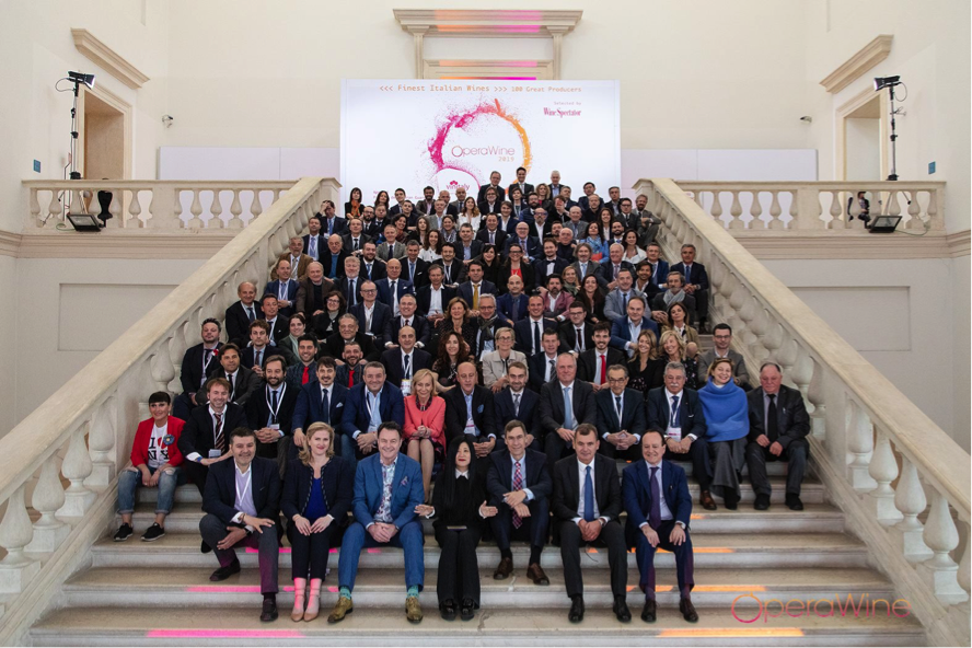 OperaWine 2019 - Group photo