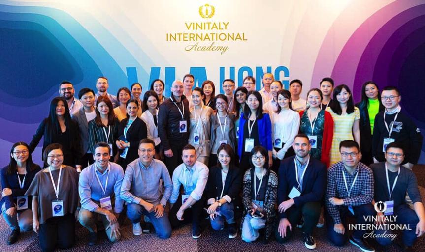 VIA Hong Kong 2019 class